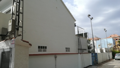 Reforma Vivienda Barrio Pescadores. Denia (Alicante)