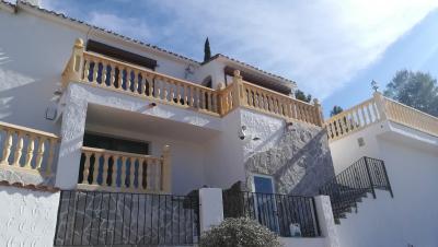 Diseño Terrazas Exteriores en Vivienda. Orba (Alicante