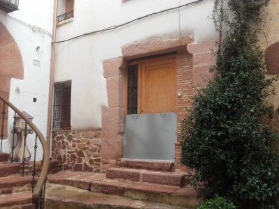Rehabilitación Vivienda Unifamiliar. Vilafamés (Castellón)