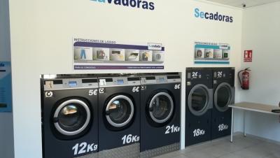 Lavandería Autoservicio. Orba (Alicante)
