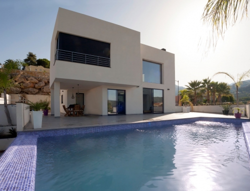 Detached House. Pego (Alicante)