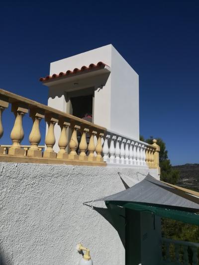 Instalación de Ascensor en Vivienda Unifamiliar. Pedreguer (Alicante)