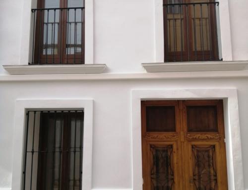 Reforma de vivienda en el casco histórico. Dénia (Alicante)